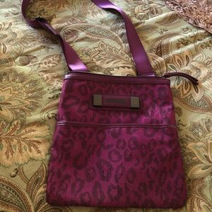 Calvin Klein cross body purse